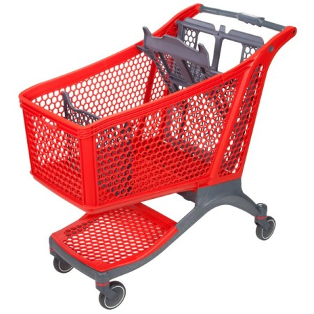 Plastic-Shopping-Trolley-PC-220-liter
