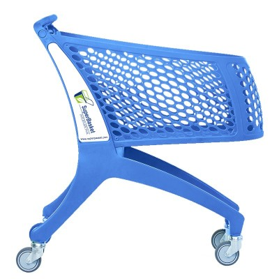 SuperTrolley 130 Blue