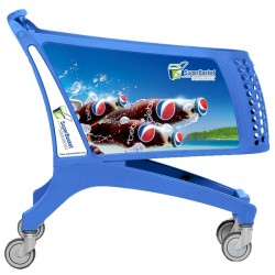 SuperTrolley MEDIA 190 liter