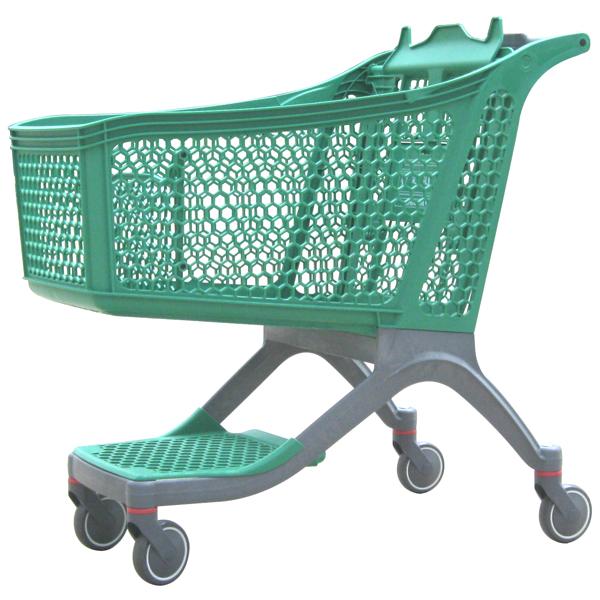 Plastic Shopping Trolley PC-175 liter