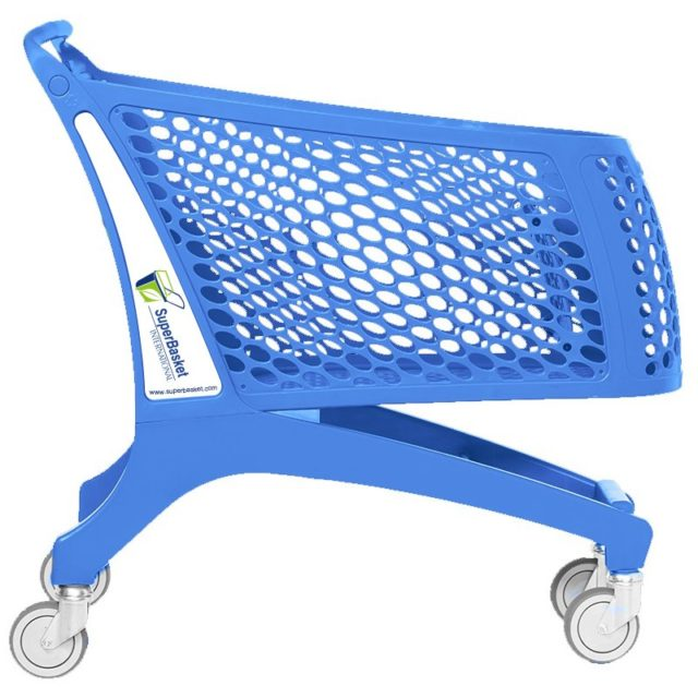 SuperTrolley 190 Blue