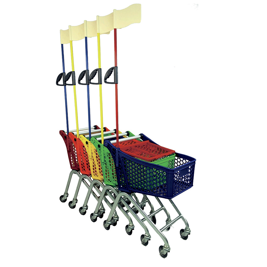 Super-Kids Trolley
